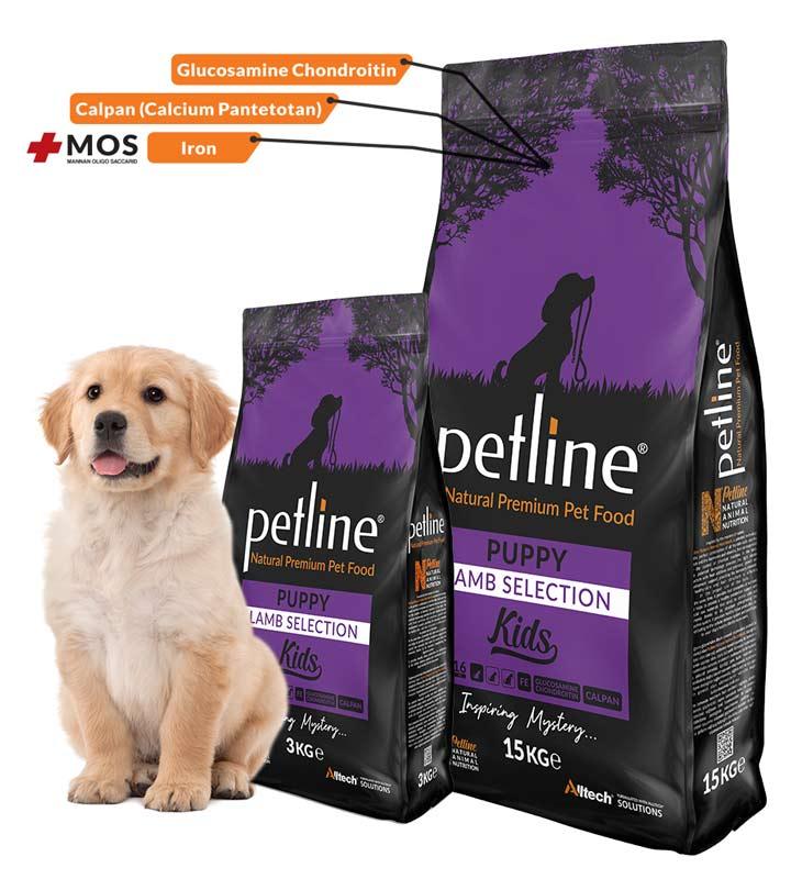 Petline Kids Yavru Köpek Maması